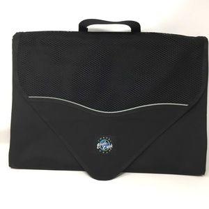Eagle Creek Black Travel Suit Garment Bag Packing